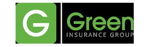 green insurance logo